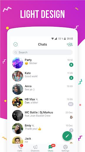 ICQ — Video Calls & Chat Messenger screenshot 3
