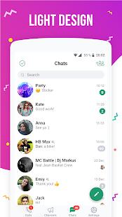 ICQ — Video Calls & Chat Messenger Screenshot