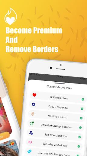 Meetly - Free Dating App, flirt hookup Adult Meet 1.4 screenshots 3
