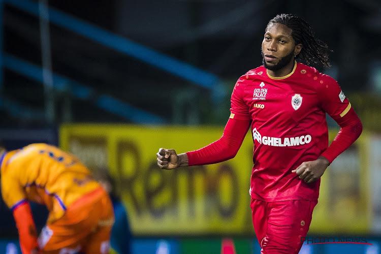 """Mbokani et Anderlecht: """"Il y a certainement eu des moments où j'ai voulu revenir"""""""