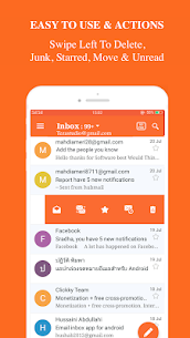 Email client app – email mailbox App Latest Version  Download For Android 3