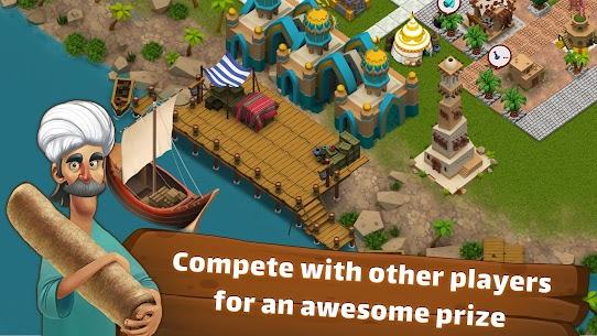 SunCity: City Builder, Farming Mod Apk (Unlimited Storage) 6