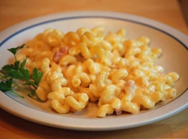 Old Fashioned Mac And Cheese Recipe