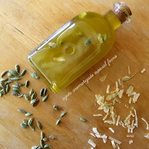 Seasoned Olive Oil