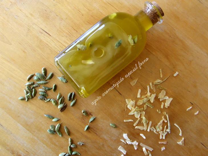 Seasoned Olive Oil Recipe