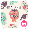 Sugar Skull Wallpaper icon