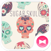 Sugar Skull +HOME Theme