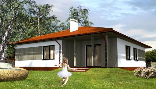 projekt Klara Drewniany Termo