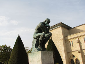 Photo: The museum of Rodin