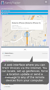 Family Tracker: Locate Phones- screenshot thumbnail