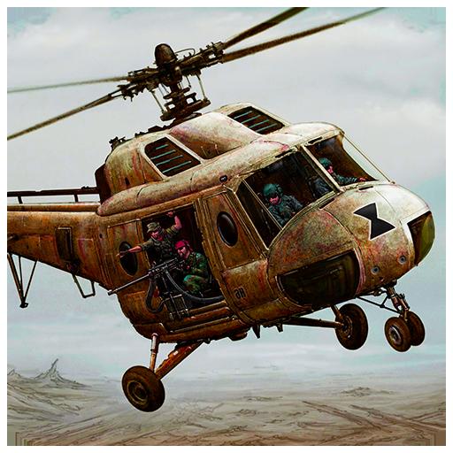 空军武装直升机3D任务 動作 App LOGO-APP開箱王