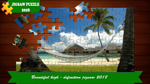 Free Jigsaw Puzzle - Beautiful Picture game (apk) free