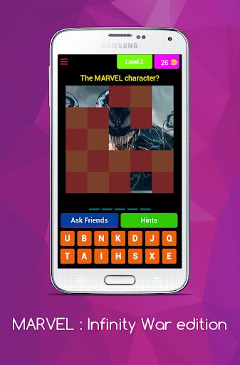 MARVEL : Infinity War edition 3.2.8z de.gamequotes.net 3