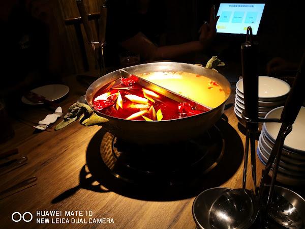 台中老常在麻辣鍋公益店@南屯捷運MRT水安站 : 品質好, 服務佳, 但別當麻辣鍋來吃啊