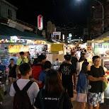 street food at the Shilin night market in Taipei in Taipei, T'ai-pei county, Taiwan
