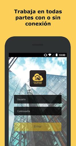 Entregas - Software Inmobiliario screenshots 1
