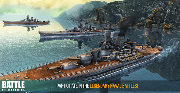 Battle of Warships 1.39 Apk (Unlimited Money) MOD + Data 1