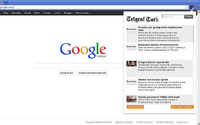 TelgrafTurk.com Haberleri