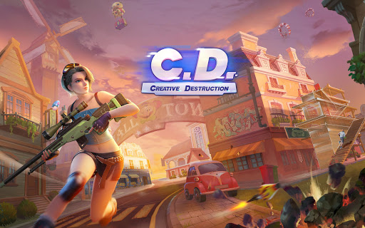 Creative Destruction android2mod screenshots 6