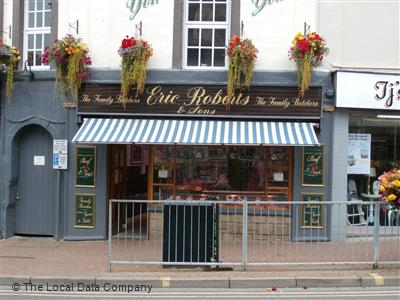 Eric Roberts on Leg Street - Butchers in Oswestry SY11 2NL