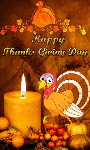 android Thanksgiving Day Wallpaper Screenshot 4