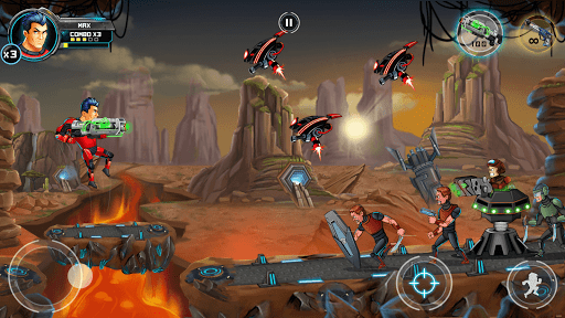 Code Triche Alpha Guns 2 apk mod screenshots 4