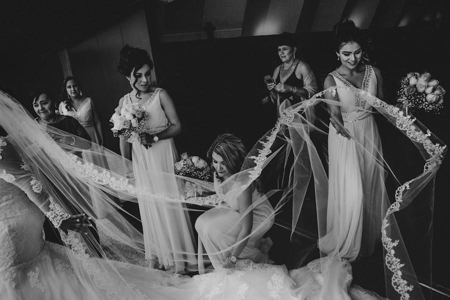 Wedding photographer Gustavo Liceaga (GustavoLiceaga). Photo of 06.03.2017