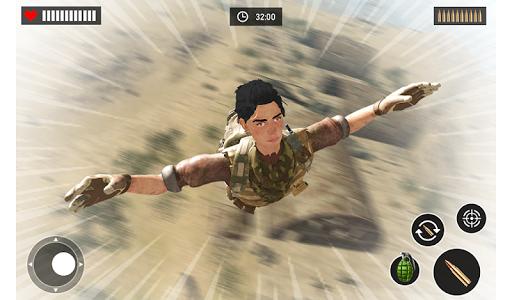 Shooting squad: Free fire battleground 1.0 screenshots 11