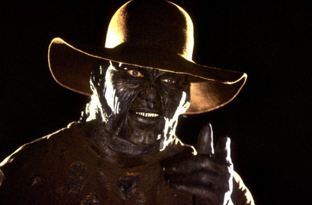 jeepers creepers the creeper