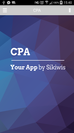 CPA Apps