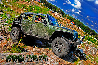 Photo: at Rausch Creek Off Road Park doing the comp course