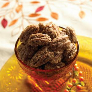 Spiced Angel Pecans