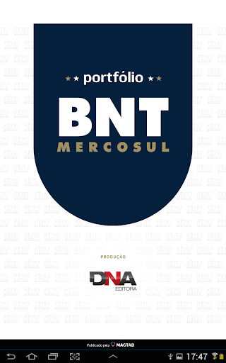 Portfólio BNT Mercosul
