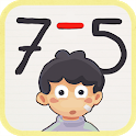 Substractions Math game icon