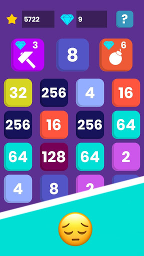 2048 New Era - free number brain out test game android2mod screenshots 4