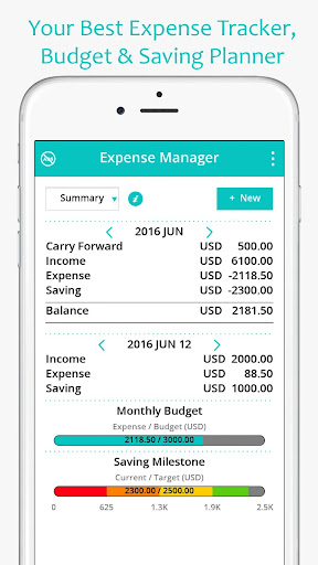 Money Expense Manager