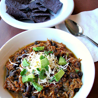 Southwest Chicken Pumpkin Chili