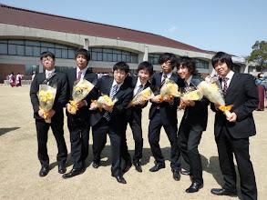 Photo: 卒業おめでとうございます!!