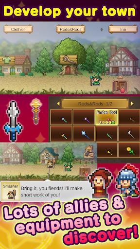 Magician's Saga apktreat screenshots 2