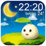 Cute Daily Current Weather  Icon