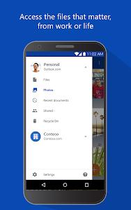 Microsoft OneDrive v4.4 (August Beta 2)