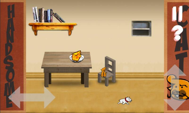 android Handsome Cat Screenshot 3
