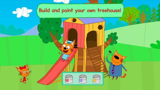 Kid-E-Cats: Adventures. A baby game apktram screenshots 7