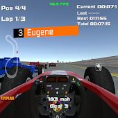 Free 3D Formula Racing 2015