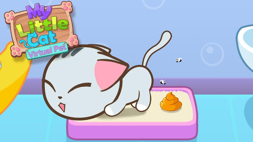 休閒必備免費app推薦|My Little Cat - Virtual Pet線上免付費app下載|3C達人阿輝的APP