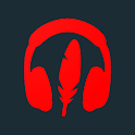 Sirin Audiobook Player - listen audiobooks free icon