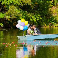 Wedding photographer Aleksandr Uruskin (Pritok41). Photo of 06.04.2015