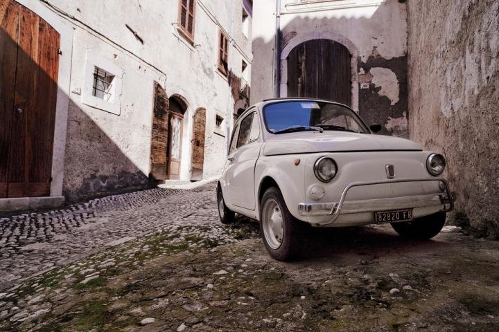 Cinquecento di Mirko Macari Fotografia