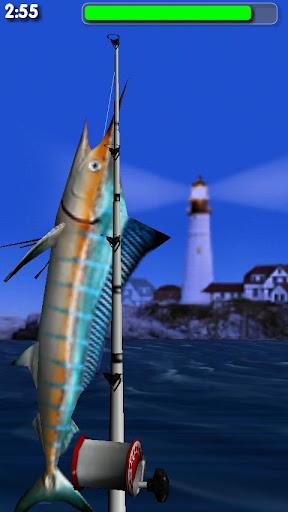 Télécharger Big Sport Fishing 3D Lite apk mod screenshots 2
