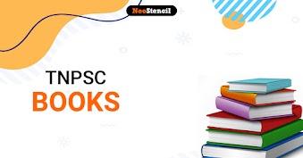 TNPSC Books for Group 1 Examination